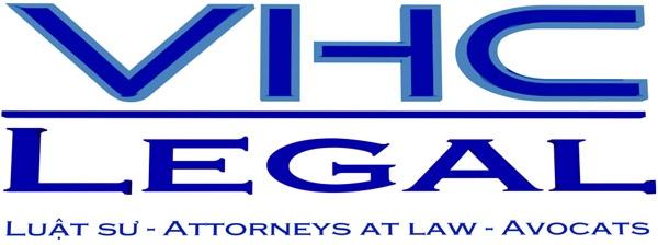 Logo VĂN PHÒNG LUẬT SƯ VHC LEGAL