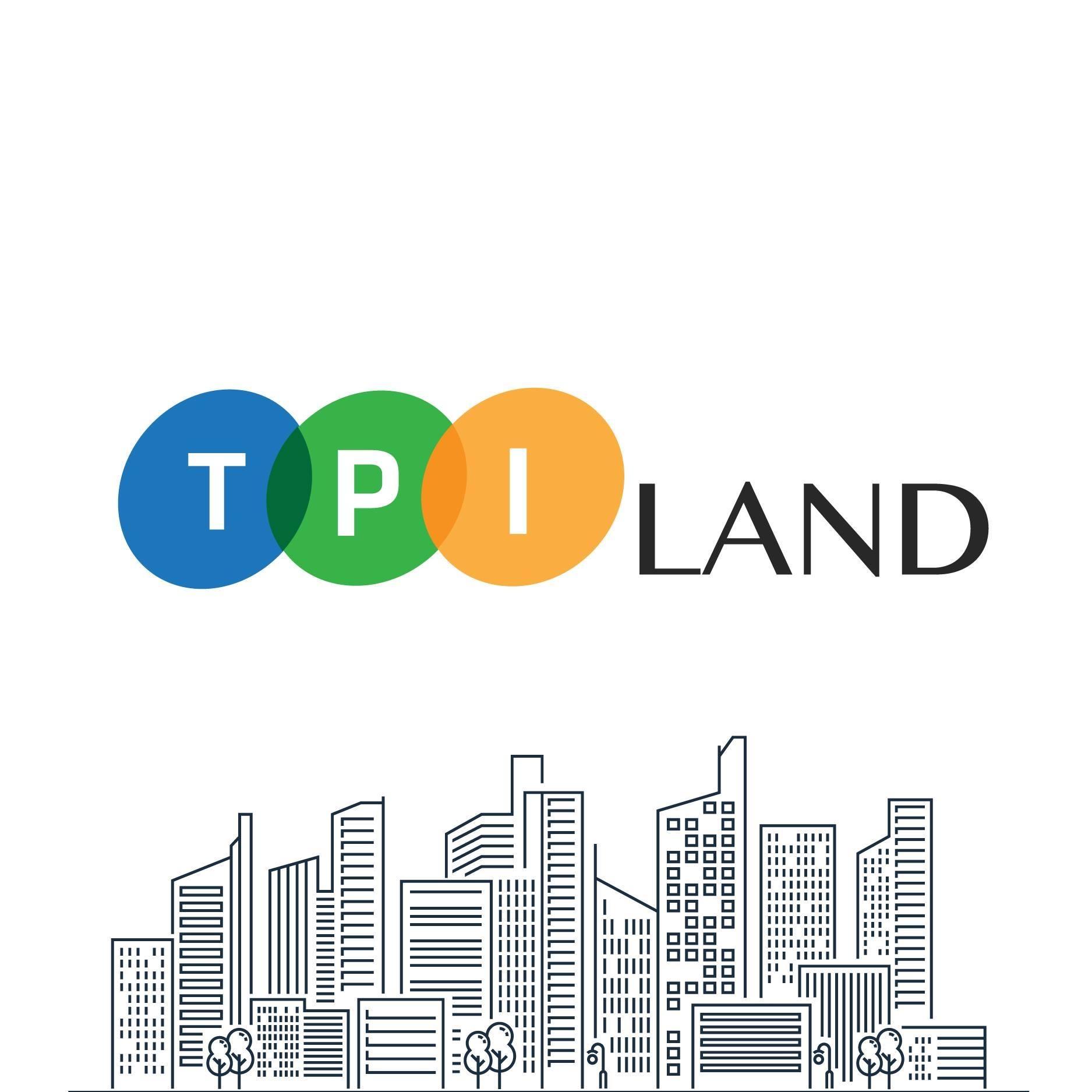 Logo Công ty Cổ phần TPI Land