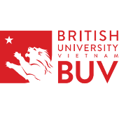 Logo British University Vietnam (BUV)