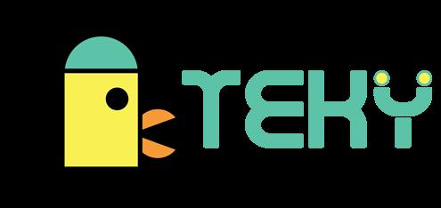 Logo Công ty Cổ phần Đào Tạo công nghệ trẻ TEKY