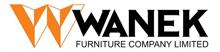 Logo Công ty TNHH Kỹ Nghệ Gỗ Hoa Nét (WANEK FURNITURE CO.,LTD)