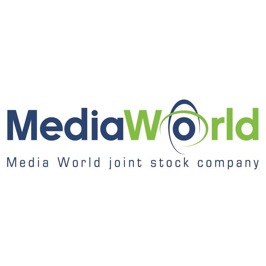 Logo Công ty Cổ phần Thế giới Truyền thông (Media World)