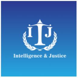 Logo Công ty Luật TNHH I&J (Intelligence & Justice)