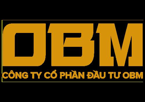 Logo Công ty Cổ phần Đầu tư OBM