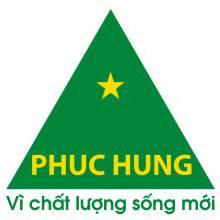 Logo Công ty Cổ Phần Xây Dựng Phục Hưng Holdings