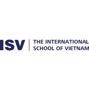 Logo Trường Quốc Tế Việt Nam ISV (The International School of Vietnam)