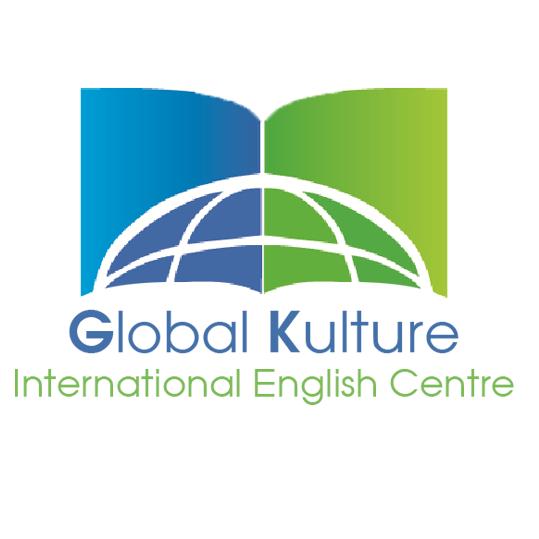 Logo Trung Tâm Anh Ngữ Quốc Tế GK