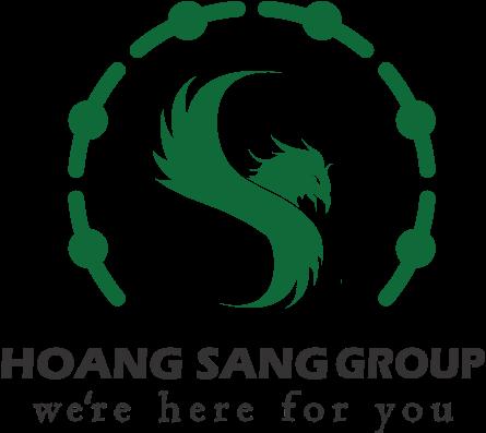 Logo Công Ty CP Đầu Tư & Công Nghệ Hoàng Sang Group