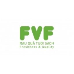Logo Công ty CP sản xuất và cung ứng rau quả sạch Quốc tế (FVF)