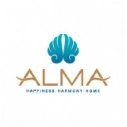 Logo Công ty TNHH Khu Du Lịch Vịnh Thiên Đường (ALMA)