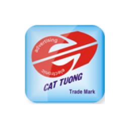 Logo Công ty TNHH Thương Mại Điện Tử Quảng Cáo Cát Tường