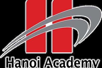 Logo Trường Song Ngữ Quốc Tế Hanoi Academy