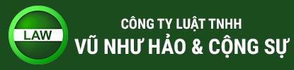 Logo Công ty Luật TNHH Vũ Như Hảo và Cộng sự