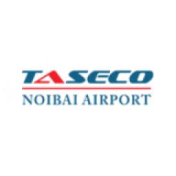 Logo Cổ phần dịch vụ Hàng không TASECO (Nội Bài)