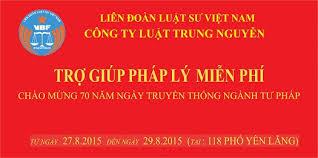 Logo Công ty Luật TNHH Trung Nguyễn