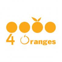 Logo Chi Nhánh Công Ty 4 Oranges Co., LTD tại Thành Phố Hồ Chí Minh