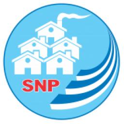 Logo Công ty Cổ phần Khu công nghiệp Sài Gòn - Nhơn Hội (SNP)