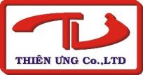 Logo Công ty TNHH XD TM Quảng cáo Thiên Ưng