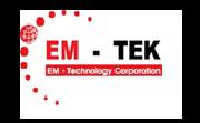 Logo Công ty Cổ phần Điện Máy Kỹ Thuật (EMTEK)