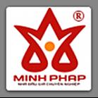 Logo Công ty Cổ phần Đấu giá Minh Pháp