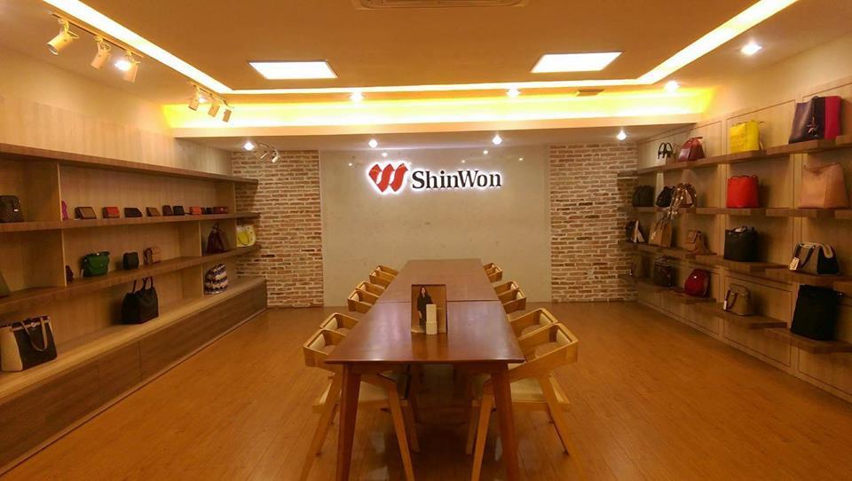 Logo Công ty TNHH Shinwon Ebenezer Sài Gòn