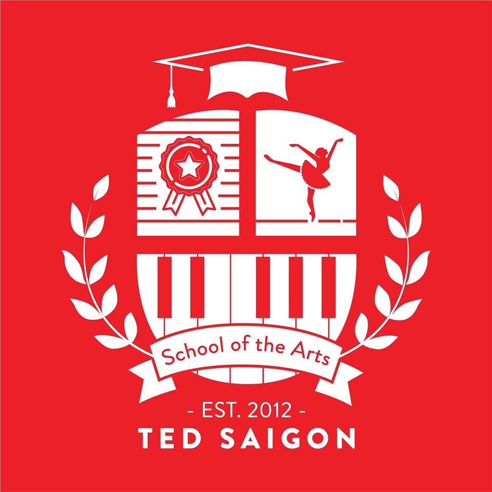 Logo TED SAIGON School of the Arts - CÔNG TY TNHH QUỐC TẾ DẠ KHÚC