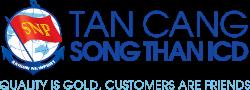 Logo Công ty Cổ phần ICD Tân cảng Sóng thần