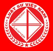 Logo Văn phòng Luật sư Thiên Định