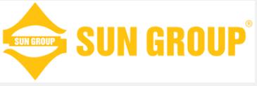 Logo Công Ty Cổ Phần Tập Đoàn Mặt Trời (Tập đoàn Sun Group)
