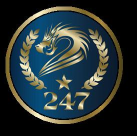 Logo Công ty Cổ phần Dịch vụ Bảo vệ Hai Bốn Bảy
