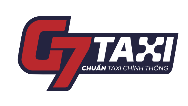 Logo Công Ty CP Quản Lý G7 Taxi