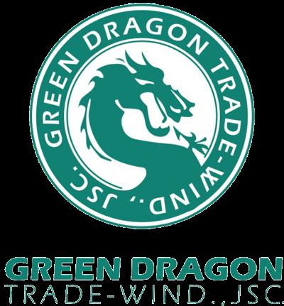Logo Công Ty CP Gió Mậu Dịch Rồng Xanh