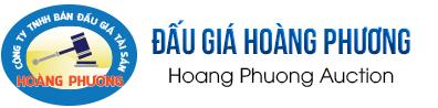 Logo Công ty TNHH bán đấu giá tài sản Hoàng Phương