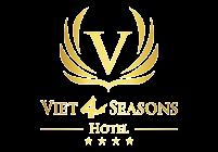 Logo Công Ty TNHH TM & DL Quốc Tế Minh Kiệt (Khách sạn Viet 4 Seasons)