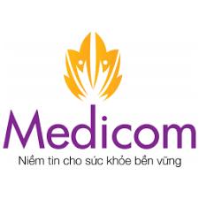 Logo Công ty TNHH dược phẩm quốc tế Medicom