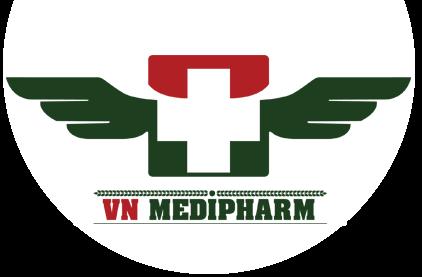 Logo Tập đoàn Y Dược Việt Nam - (VIETMEC GROUP)