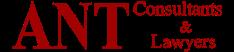 Logo Công ty luật ANT Lawyers - Văn Phòng HCM