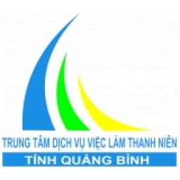 Logo Trung tâm Dịch Vụ Việc Làm Thanh Niên Quảng Bình