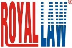 Logo Văn phòng Luật sư Royal (Royal Law)