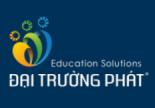 Logo Tập đoàn Giáo dục Đại Trường Phát