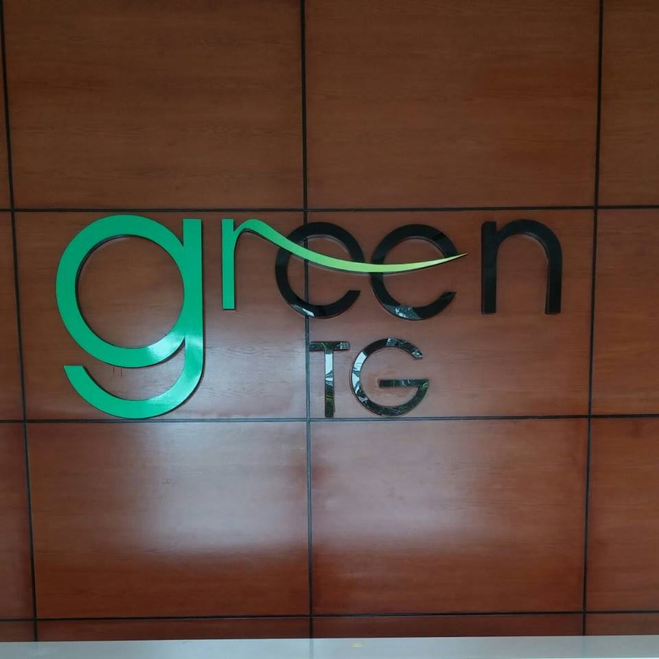Logo Công ty TNHH Green TG