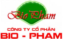 Logo Công ty Cổ phần BIO-PHAM