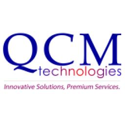 Logo Công Ty Cổ Phần Công Nghệ QCM
