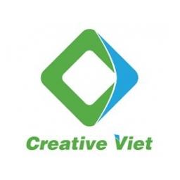 Logo Công Ty TNHH Truyền Thông Và Dữ Liệu Sáng Tạo Việt (Creative Viet)