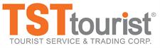 Logo Công ty Cổ phần Dịch vụ Du lịch & Thương mại TST