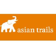 Logo Công ty TNHH Du Lịch Đường Mòn Châu Á (Asian Trails)