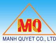 Logo Công ty TNHH TV - ĐT - XD Mạnh Quyết