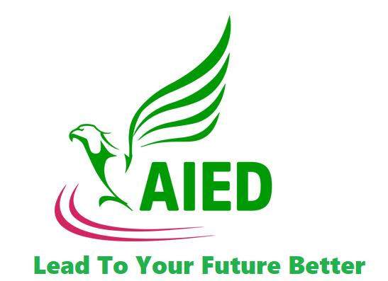 Logo Công ty TNHH phát triển giáo dục quốc Tế Amain (AIED)