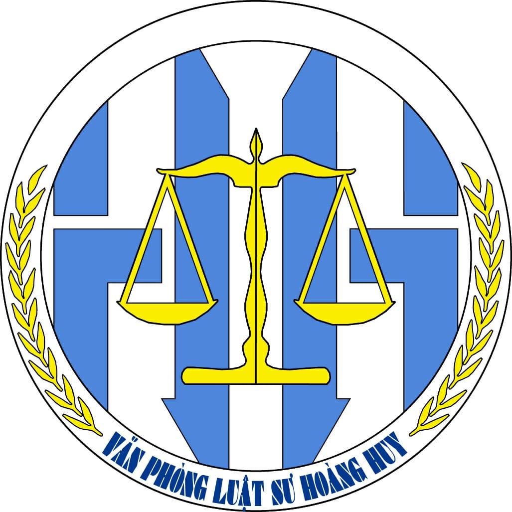 Logo Văn phòng luật sư Hoàng Huy
