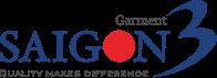 Logo Công ty Cổ phần May Sài Gòn 3